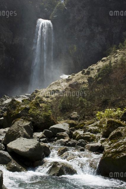 平湯大滝の写真素材 [FYI01379179]