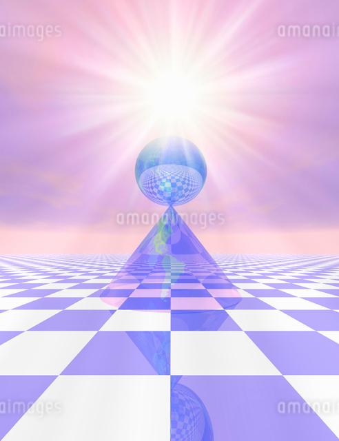 光のイメージの写真素材 [FYI01379632]