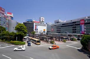 横浜駅西口の写真素材 [FYI01382113]