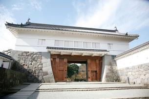 小田原城の写真素材 [FYI01384607]