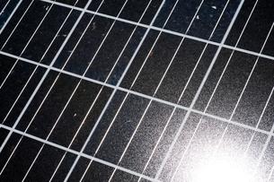 太陽光パネルの写真素材 [FYI01384752]
