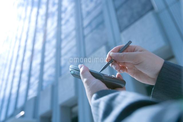 モバイルイメージの写真素材 [FYI01385005]