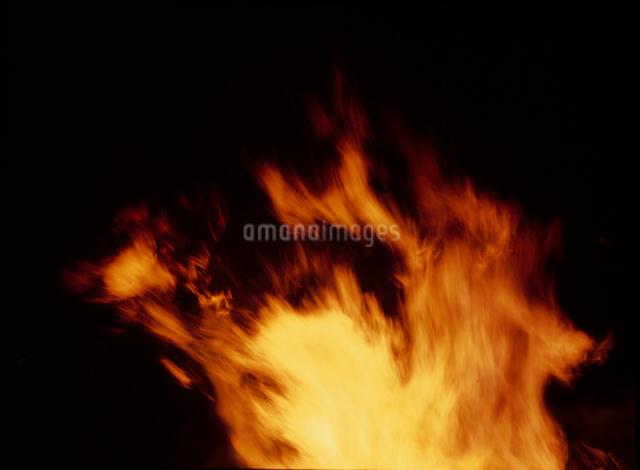 炎の写真素材 [FYI01385323]