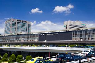 JR新大阪駅の写真素材 [FYI01387192]