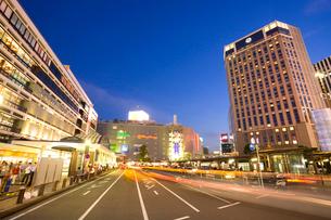 横浜駅西口の写真素材 [FYI01387629]