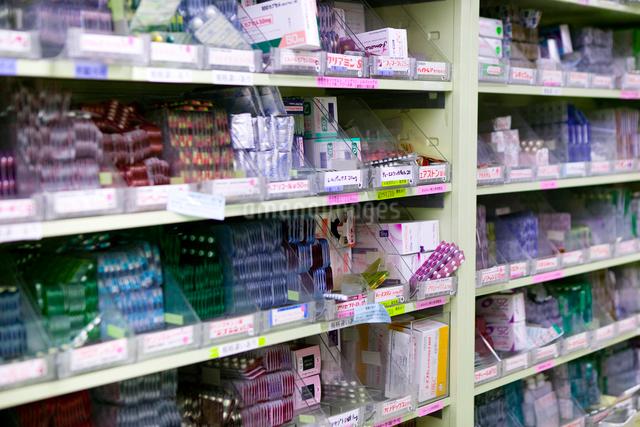 調剤室の写真素材 [FYI01388341]