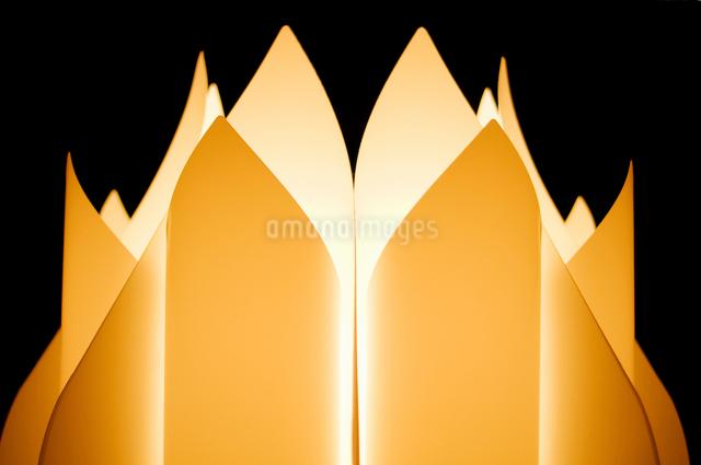 灯りのイメージの写真素材 [FYI01388487]
