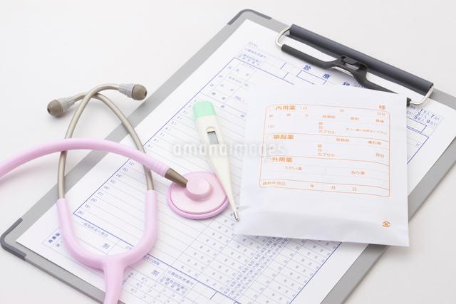 医療道具の写真素材 [FYI01389230]