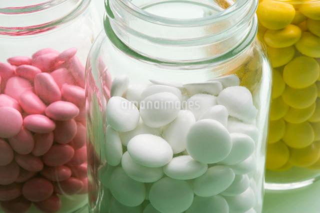 ビタミン剤の写真素材 [FYI01389698]