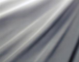 グレーのベルベットの綺麗なドレープの写真素材 [FYI01389723]