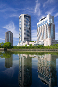 大阪アメニティパークの写真素材 [FYI01390603]