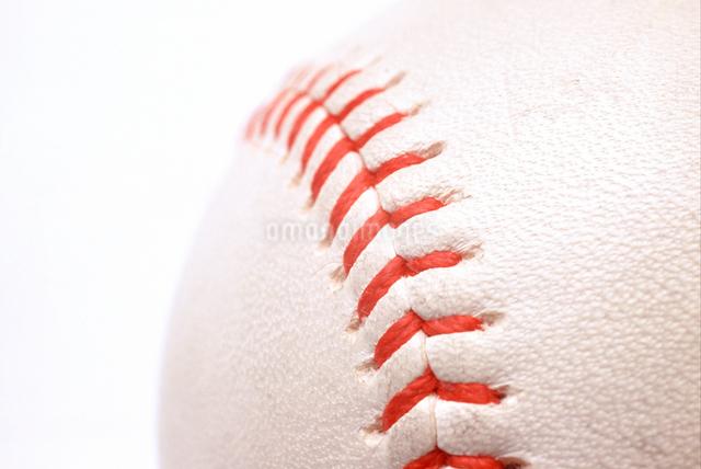 野球のボールの写真素材 [FYI01391618]