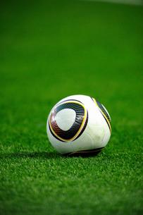 サッカーボールの写真素材 [FYI01392870]
