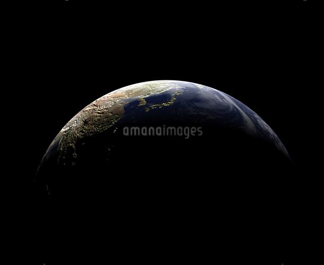 地球の写真素材 [FYI01393990]