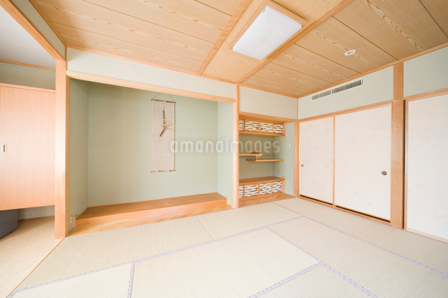 和室の写真素材 [FYI01396105]