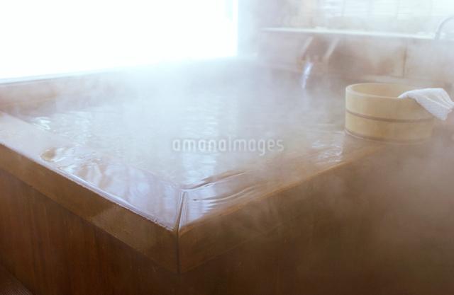温泉イメージの写真素材 [FYI01396357]