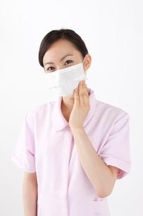 歯科衛生士の写真素材 [FYI01397094]