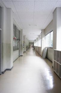 廊下の写真素材 [FYI01397136]