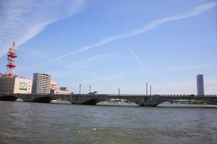 信濃川の写真素材 [FYI01398516]