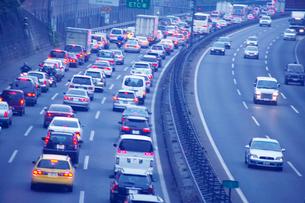 渋滞の写真素材 [FYI01399041]