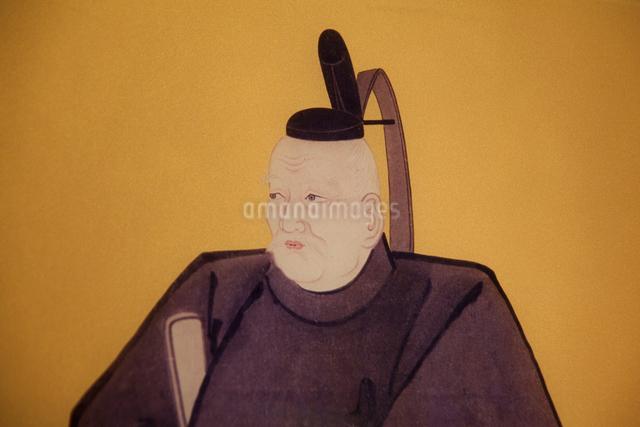 徳川家康像の写真素材 [FYI01399607]