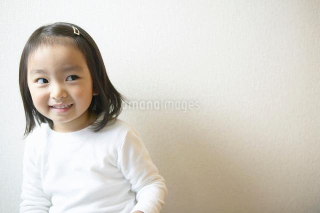 日本人の女の子の写真素材 [FYI01399634]