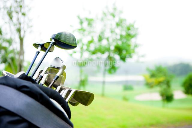 ゴルフクラブの写真素材 [FYI01402173]