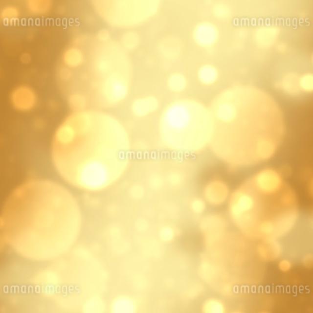 ゴールドのキラキラな素材の写真素材 [FYI01402299]