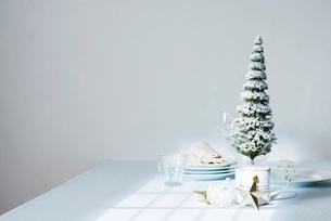 クリスマスイメージの写真素材 [FYI01402975]