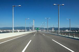 関西国際空港連絡橋の写真素材 [FYI01403606]