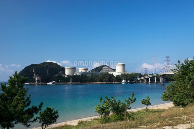 美浜原子力発電所の写真素材 [FYI01403858]