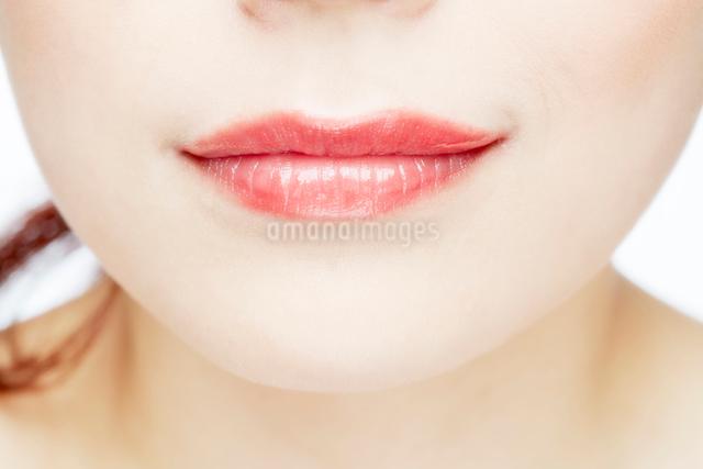 唇の写真素材 [FYI01403882]