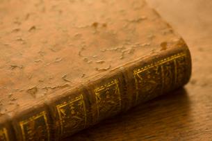 古書の写真素材 [FYI01403998]