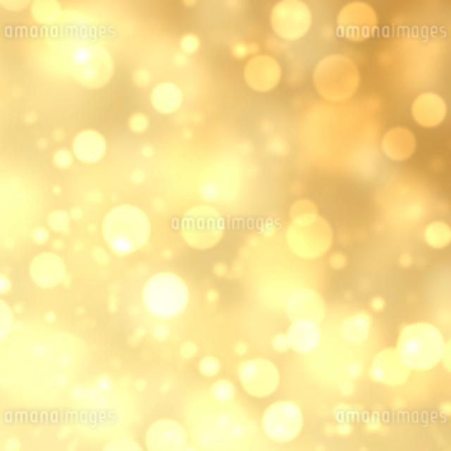 金色に輝くキラキラな素材の写真素材 [FYI01404160]