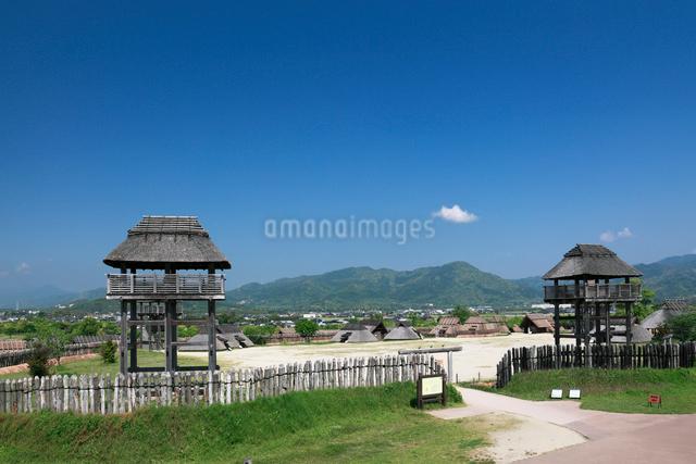 吉野ヶ里歴史公園の写真素材 [FYI01404967]