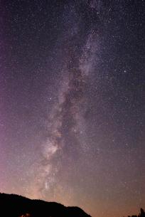 星空の写真素材 [FYI01405110]