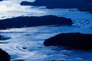 横山展望台より望む英虞湾の写真素材 [FYI01405187]