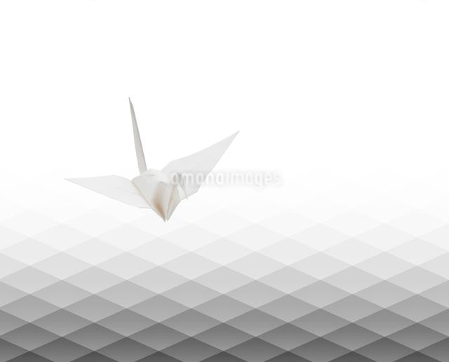 折り鶴の写真素材 [FYI01406171]