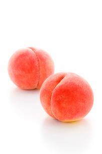 桃の写真素材 [FYI01408068]