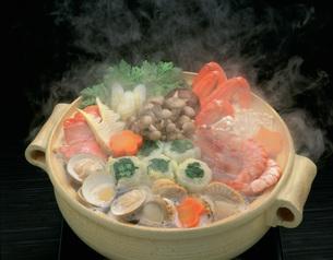 寄せ鍋の写真素材 [FYI01408185]