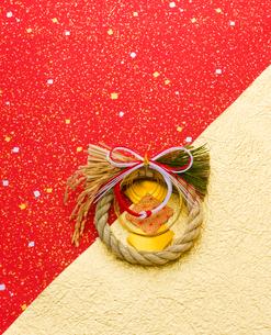 正月飾りの写真素材 [FYI01408392]