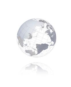 地球の写真素材 [FYI01408481]
