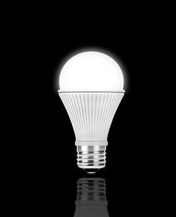 光るLEDの写真素材 [FYI01408685]