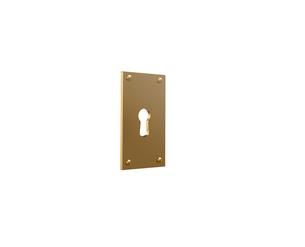 鍵穴の写真素材 [FYI01408851]