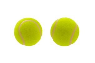テニスボールの写真素材 [FYI01408876]