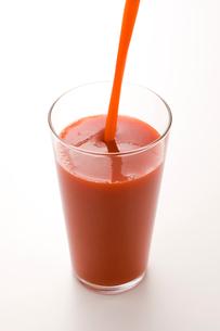 トマトジュースの写真素材 [FYI01409133]