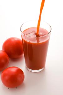 トマトジュースの写真素材 [FYI01409527]