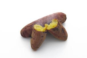 焼き芋の写真素材 [FYI01410248]