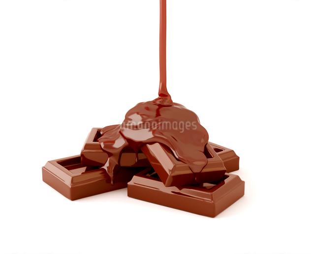 チョコレートの写真素材 [FYI01410527]
