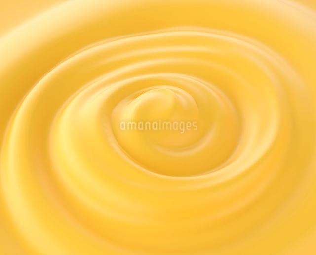カスタードクリームの写真素材 [FYI01410735]